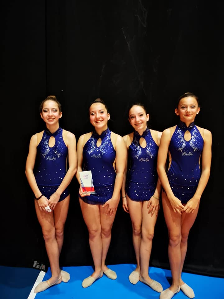 TFA cadettes - 3èmes