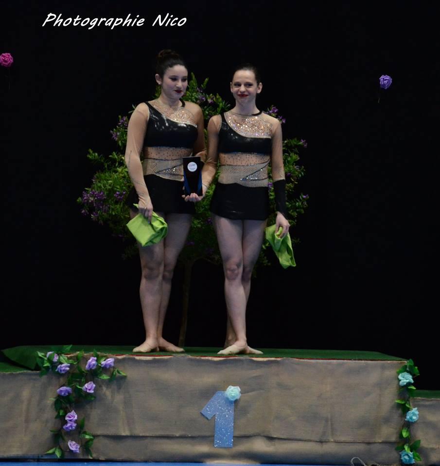 Duo Seniors - 1ères