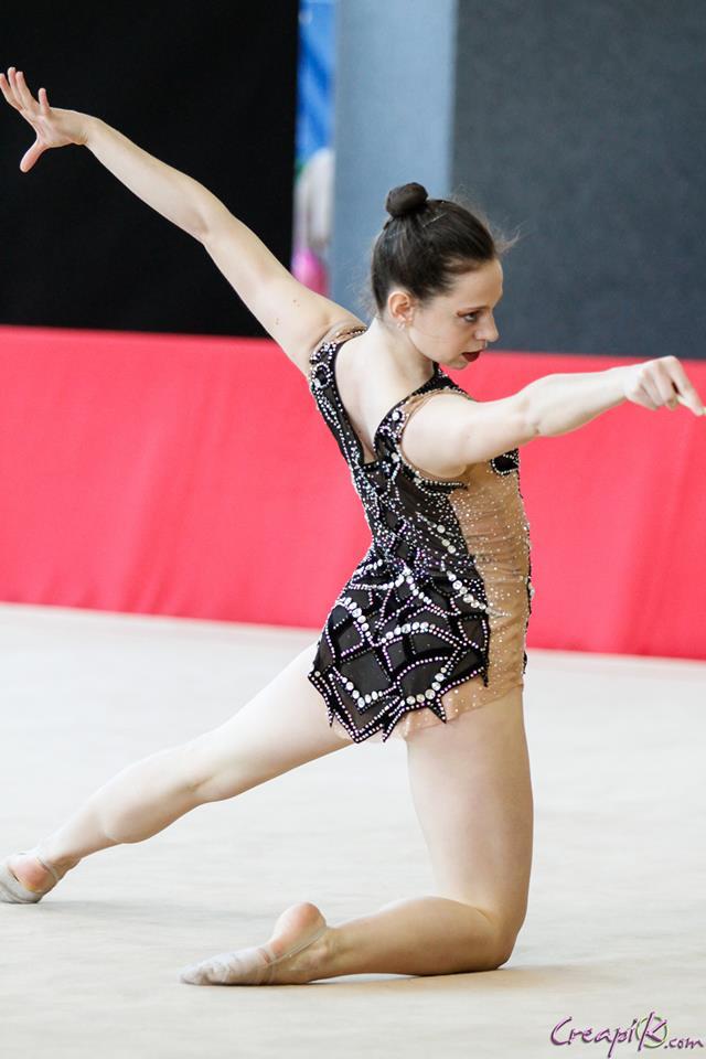 Juliette BERNARD - 6e au ruban
