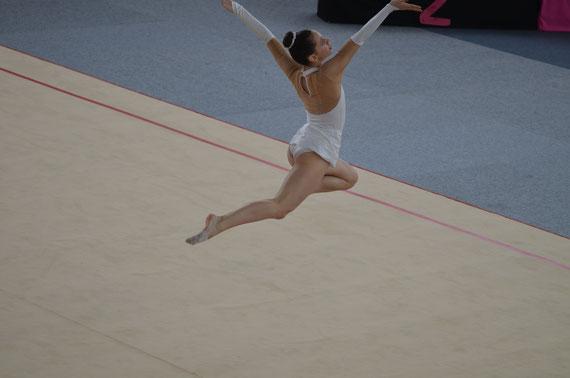 Juliette BERNARD (TFA juniors)