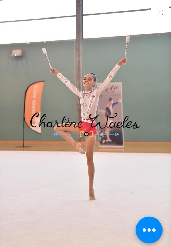Charlotte BEGAINT-CROQUISON (TFA minime)