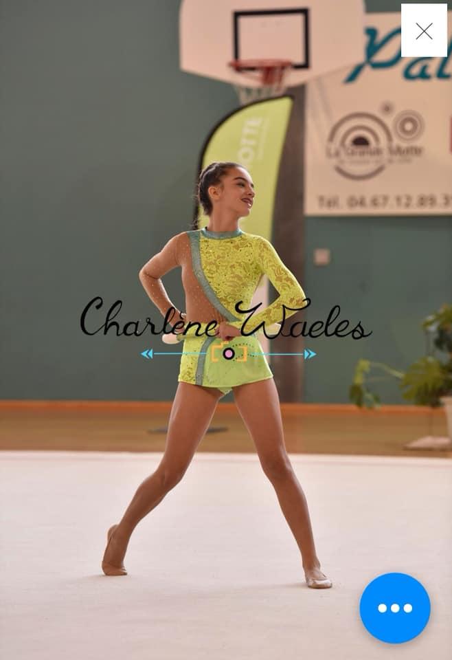 Carla DURAND-VIEIRA (Régional minime)