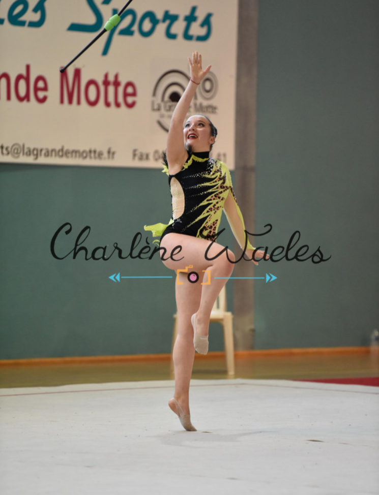 Lou-Anne LINOSSIER (TFA junior)